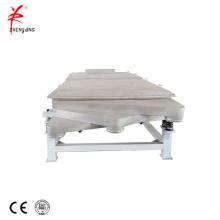 Dolomite powder linear vibrating screen separator machine