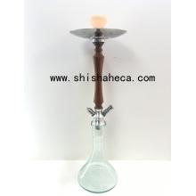 2016 vente chaude bois narguilé narguilé tabac Pipe narguilé