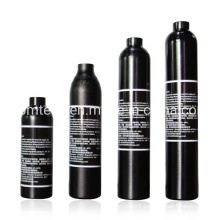 4500psi 300bar High Pressure Paintball Aluminum Alloy Pcp Cylinders