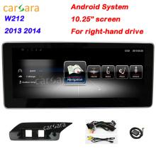 RHD W212 13-14 navigationsuppdatering