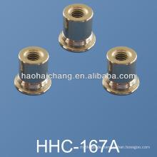 Kundenspezifischer Schraubenbolzen und Nuss für Auto-elektronischen Thermostat