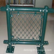 Hot-dip or PVC-coated Chain-link Fence