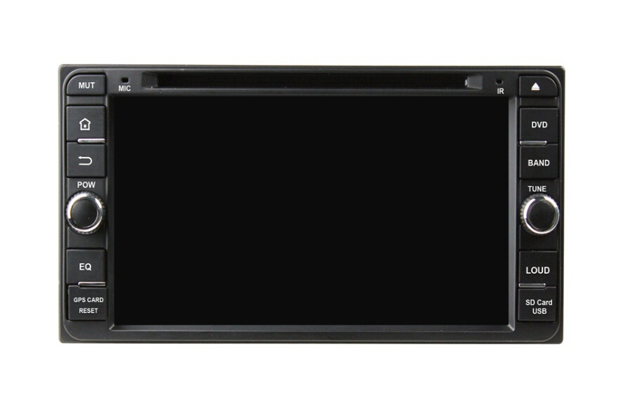 Toyota Hilux Car DVD Player