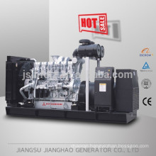 1000KW diesel power generator with Japan Mitsubishi engine 1250kva generator