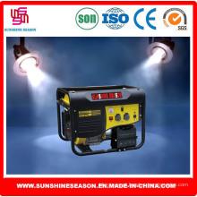 Grupo de gerador da gasolina 5kw para o uso home & ao ar livre (SP12000E1)