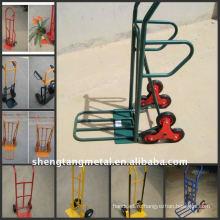 Торговля джип гарантии поставщика лестницы восхождения и складывая Ручная тележка ht4028