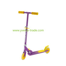 Kick Scooter with PVC Wheel (YVS-006)
