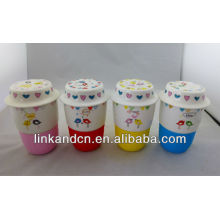KC-01211 taza de cerámica, tazas de café de cerámica italianas