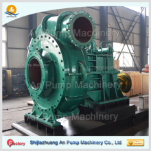Top quality high efficiency diesel engine in suction gold dredging shipgravel & dredge slurry pump