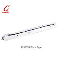 Curseur de fenêtre blanc sous le curseur monté (CH1059)