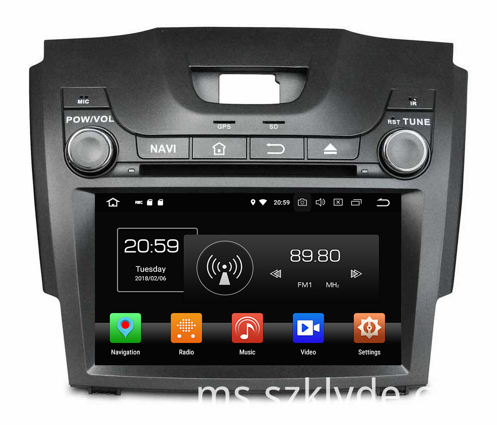 S10 android car dvd