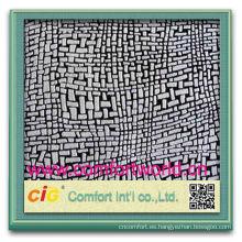 Forme a nuevo diseño bonito fabricante de Ningbo tela suave del material del poliéster