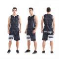 2017 новый дизайн баскетбол Джерси сетки ЦБА баскетбол униформа пустой 100% полиэстер сублимационной печать баскетбол униформа