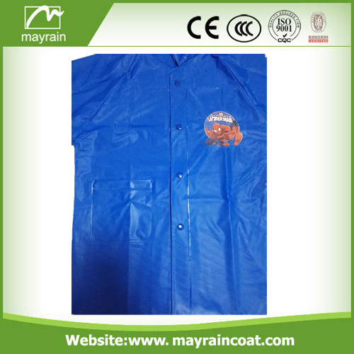 High Quality Kids Raincoat