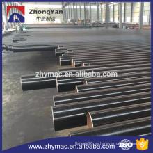 ASTM A106 tubo de acero sin costura sch xs