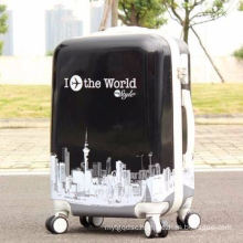 Good Quality Printing Luggage with Your Own Logo