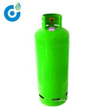 Trade Assurance Hot Sale ISO Standard 48kg DOT Household 47kg LPG Cylinder Gas Tank