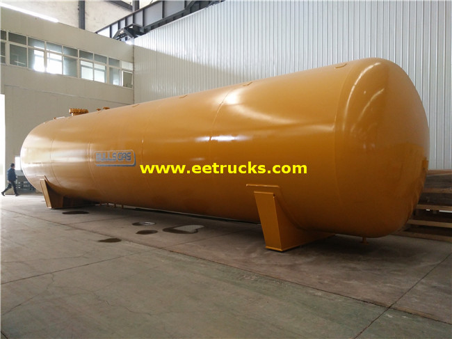 100 CBM Propylene Storage Tanks