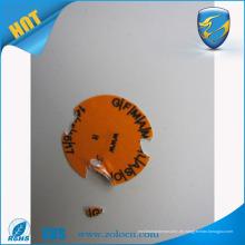 Eierschalen-Aufkleber, Ei-Aufkleber, kundenspezifische Batterie-Aufkleber-Aufkleber