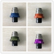 ISO16028 Quick Coupling FF5A Male Brown