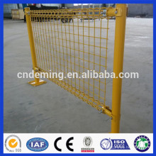 DM Double Loop Decorative fence or double circle Fence factory with 24 years experience with ISO9001