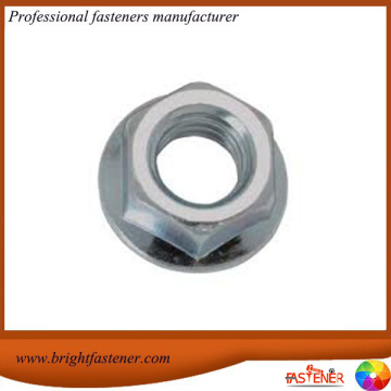 High Quality Hex Nut With Flange DIN6923