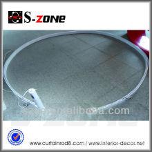 Office designing, home designing AC 100-240V motorized curve curtain track