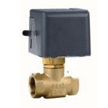 DC 24VV Brass Ball Valve Two Way Motorized Valve