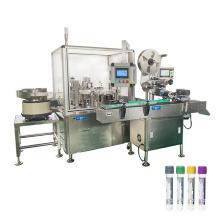 GMP Standard 5ml 10ml 15ml medical test tube filling line,2ml test tube filling machine