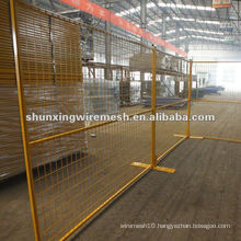 ISO9001 Movable Temporary Fence manufacturer
