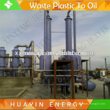 Continious Automatic used engine oil refining machine
