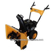 196cc 6.5Hp electric start 2 stage snow blower(LZST-D004)