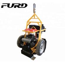 Nuevo Llegado Máquina de corte de gasolina Máquina de sierra circular de riel de gasolina FQY-400