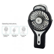 China for Offer Rechargeable Mini Fan,Portable Rechargeable Fan,Rechargeable Fan,Rechargeable Table Fan From China Manufacturer North Misting Fan Mini  USB Handheld Humidifier supply to Indonesia Exporter