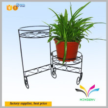 Black wire basket for plant outdoor indoor garden Plant Suppliers Wire Basket