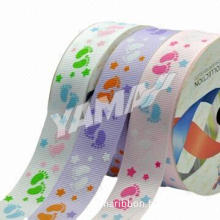 YAMA Baby Ribbon with Strong Friction, Color Fastness up to 4 Levels, Ideal for Baby Decoration