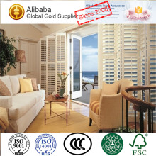 Hot-Selling with High Quality Good Prices of Sliding Aluminum Plantation Shutter