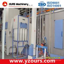 Máquina de revestimento habilitado do pó do CE com sistema da recuperação