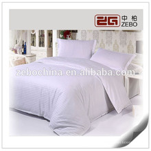 100% Cotton 1cm Stripe Cheap Bed Linen Fabric Manufacturer