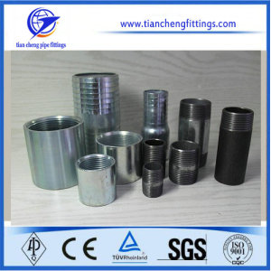 Carbon Steel Pipe Barrel tepels / Pipe Fittings