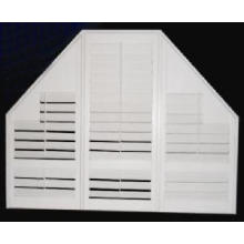 Basswood Real Wooden Shutters (SGD-S-5757)
