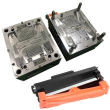 precision spare parts molding electronic enclosure mould printer cartridge plastic injection mold