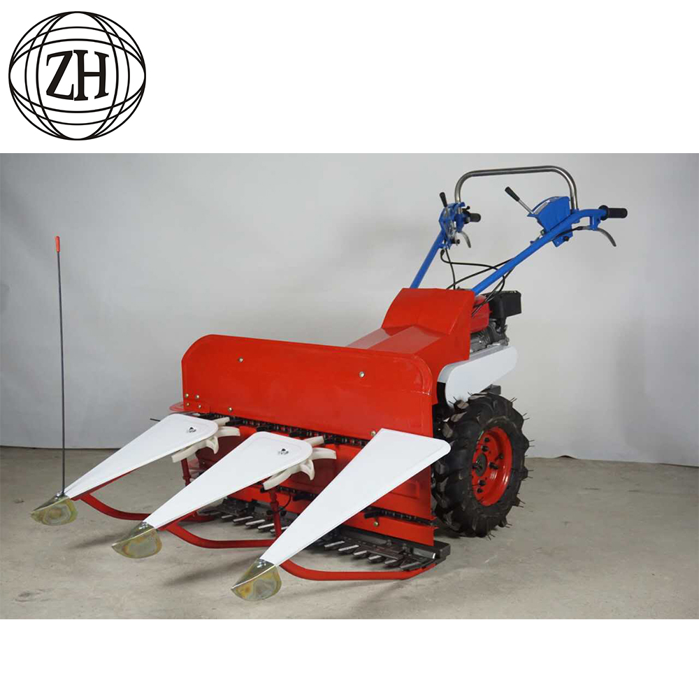 Paddy Cutter Diesel Engine Bcs Reaper Binder