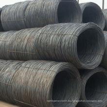 Alambre de encuadernación del precio bajo Alambre galvanizado del hierro para las perchas / alambre de la soldadura (surtidor de China)