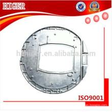 moulage sous pression en aluminium, adc12, éclairage mené, coquille 800t, couverture de lampe en aluminium