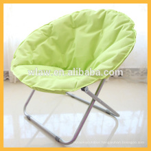 Padded foldable memory foam dish chair