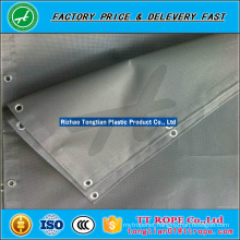 Reinforced Eyelets and Fire Retardant Safety Net scaffold protecting net