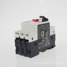 Dzs12-20m32 Miniature Air Electric 3 Phase Motor Protection Circuit Breaker