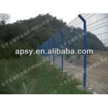 clôture de protection d'autoroute / clôture de treillis métallique /