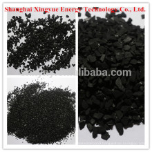 low ash coconut shell activated carbon charcoal granular price in kg